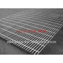 welded steel grid in drain cover/trestle/mine/stair/stair/chemical industry